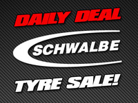Daily Deals - Unbelievable Schwalbe Tyre deals