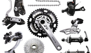 SLX and XT groupset  offers
