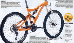 Titus El Guapo Wins Best 150mm Travel Bike in What MTB