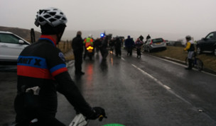 Holme Moss was worse than childbirth