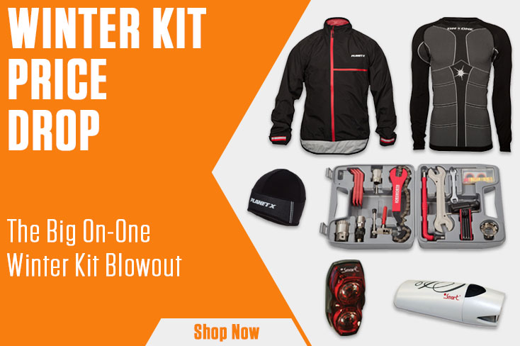 Winter Kit Blowout now on