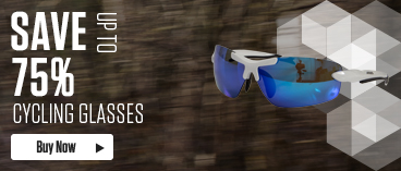Save up to 75% on Cycling Glasses