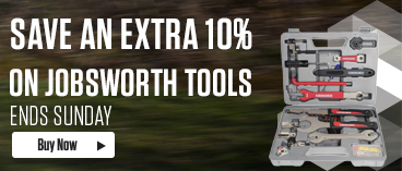 Save up to 60% on Tools