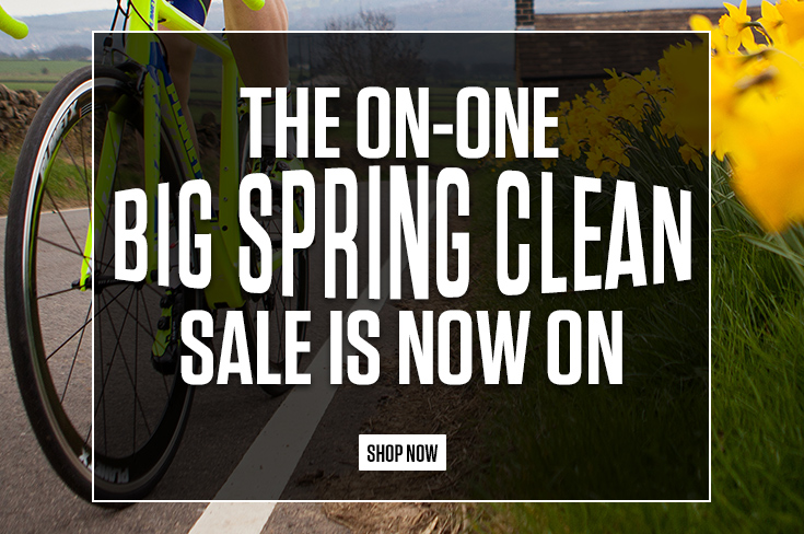 The Big Spring Clean Sale is now on