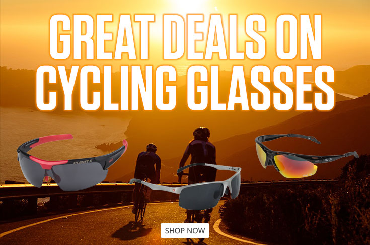 Great Deals on Cycling Eyewear