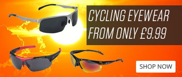 Save on Cycling Glasses