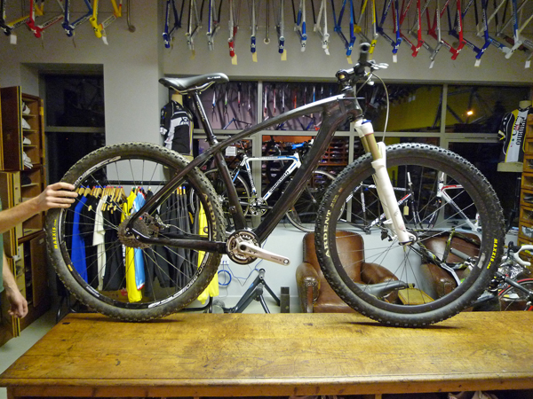 On-One Carbon 29er Lurcher