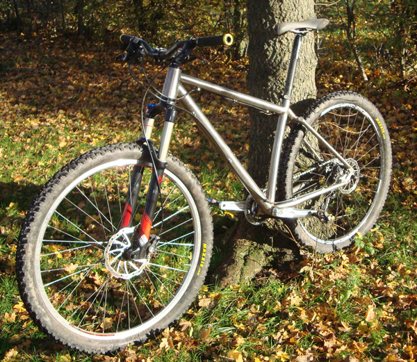 On-One Ti 29er Long Travel