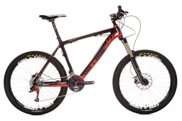 On-One Carbon 456 Bikes with Full X9 and Revelations Only £1499!!!