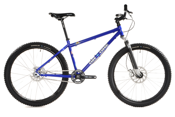 On-One Inbred Swap-Out Single Speed Only £749
