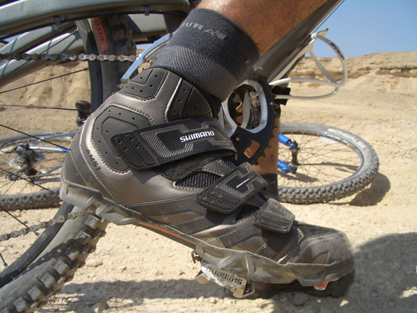 Clipless Pedal Shoe Sizes