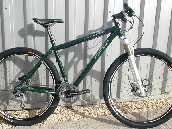 Scandal 29er Reba Xt Build Products News On One Bikes