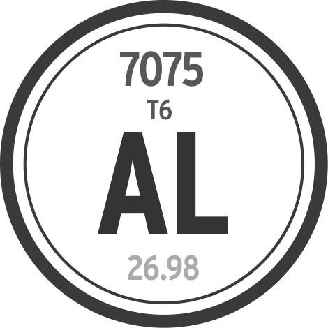 7075-T6 Alloy