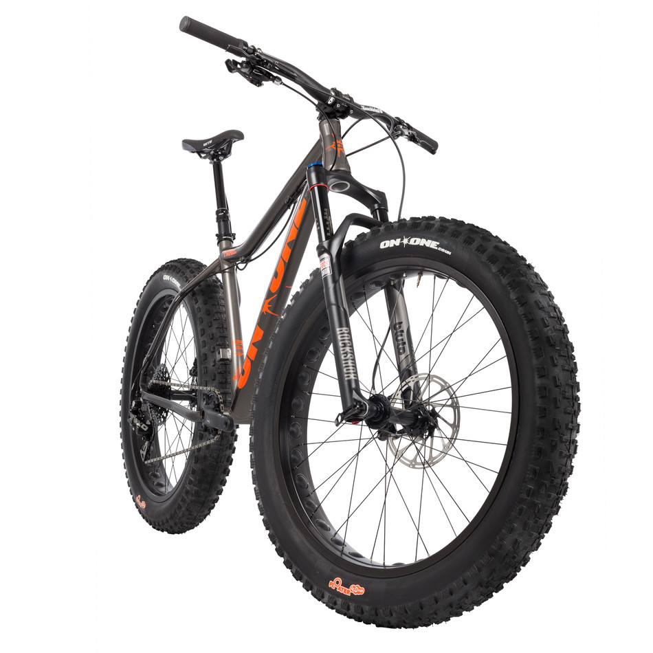 Suspension Enhanced Fat Bikes